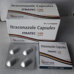 ITRATEC 100 MG